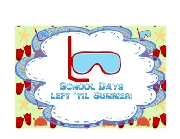 Countdown to Summer- Snorkel