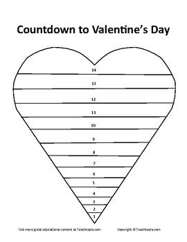Countdown to Valentines