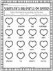 Countdown to Valentine's Day ELA & Math Printables