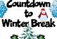 Countdown to Christmas Break