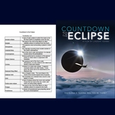 Countdown to the Eclipse Documentary Vocabulary List Pre or Post Movie