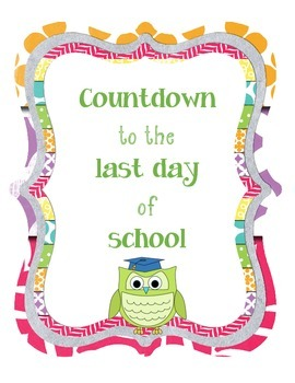 Countdown to the Last Day