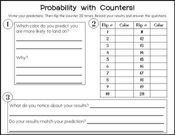 Counter Probability