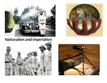 Causes of Imperialism: Europe and Africa (Reading & Activity)
