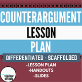 Counterargument Lesson Plan