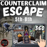 Counter Argument DIGITAL WORKSHOP! Google Classroom