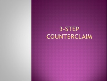 Counterclaims