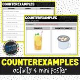 Counterexamples Activity; Geometry, Logic