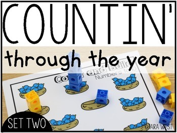 Countin' Through the Year SET TWO