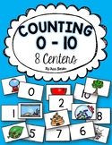 Counting 0-10 {8 Centers}