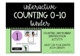 Counting 0-10: Adapted book