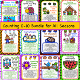Counting 0-10 Bundle for All Seasons