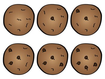 Counting 0-10 Cookies & Milk