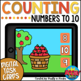 Interactive Math Counting Game
