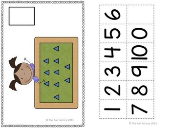 Counting 0-10 Pk – K