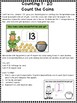 Counting 0 - 20  Coins: St. Patrick's Day