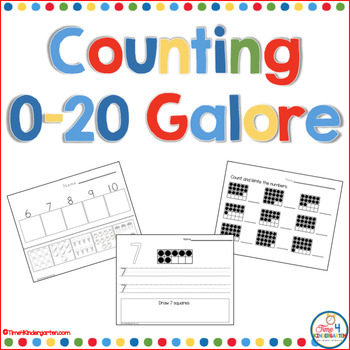 Numbers and Counting 0-20