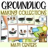 Counting 0-20 Groundhog Day Theme