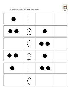 Counting 0-5