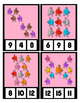 Counting 0 to 20 Cute Birds Clip Cards Math Center Printab