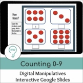 Counting 0 to 9  | Interactive Digital Visual Models