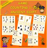 Counting 1-10 ANCIENT EGYPT / Contar 1-10 ANTIGUO EGIPTO