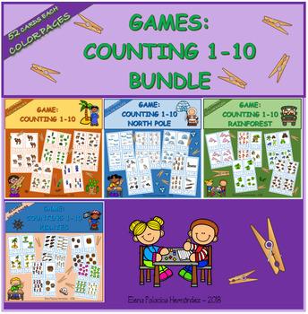 Counting 1-10 BUNDLE