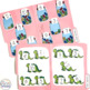 Counting 1-10 File Folder Activities for Special Education