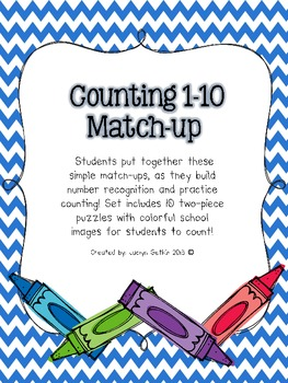 Counting 1-10 Match-Ups