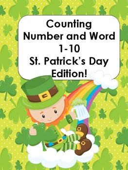 Counting 1-10 St. Patrick's Day Edition