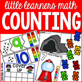 Counting 1-10 Unit for Preschool, Pre-K, and Kindergarten