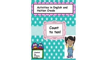 Counting 1-10 in Haitian Creole