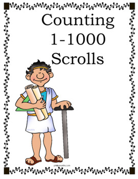 Counting 1-1000 Scrolls