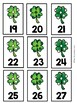 Counting 1-120-St. Patrick's Day Themed