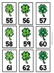 Number Cards 1-120-St. Patrick's Day Themed
