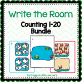 Counting 1-20 Bundle