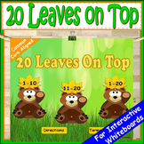 Counting 1-20 Kindergarten Math PowerPoint Game