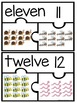 Counting 1-20 Puzzles - Math Centers