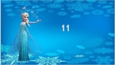 FROZEN: Counting 1-20 with Elsa