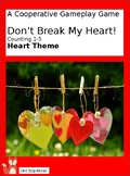 Counting 1-5, Don't Break My Heart! (Heart theme) Cooperat