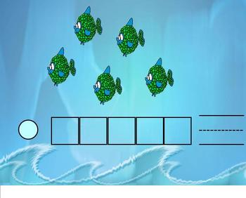 Counting 1-5 Fish