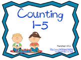 Counting 1-5 Mat