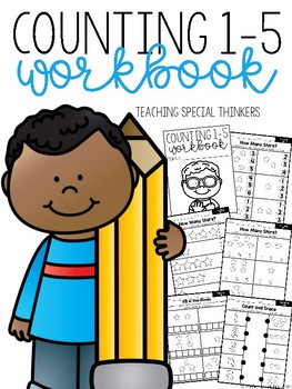 Counting 1-5 Workbook