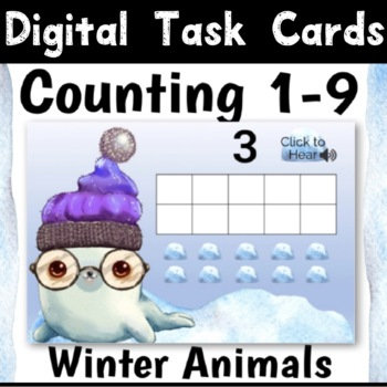 Counting 1-9 Boom Deck