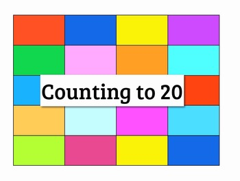 Counting 1 to 20 Song MP4 from Audio Memory Addition Songs