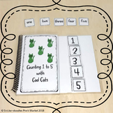 ADAPTED BOOK COUNTING 1 TO 5 PRINTABLE AND GOOGLE SLIDES VERSION