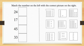 Counting 10s and 1s Powerpoint