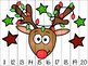 Counting 11-20 Christmas Puzzles