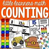 Counting 11-20 Unit for Preschool, Pre-K, and Kindergarten