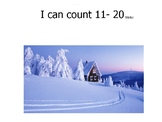 Counting 11-20 winter edition